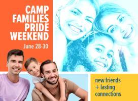 CAMP Families Pride Weekend 2019