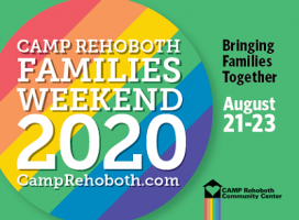 CAMP Rehoboth LGBTQ Families Pride Weekend