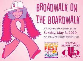 CAMP Rehoboth Broadwalk on the Boardwalk 2020