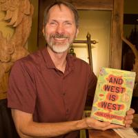 Ron Childress - Author of And West Is West