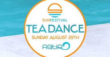 Sun Festival Tea Dance