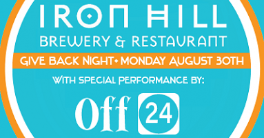 Iron Hill Give 20