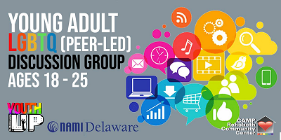 LGBTQ Youth Discussion Group in Delaware