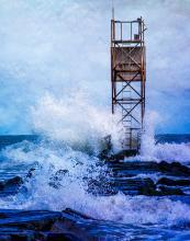 Nancy Allen: Crashing Waves