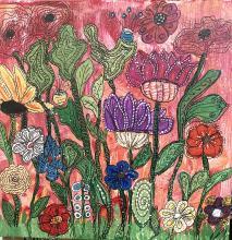 Sharon Marquart_Fantasy Flowers
