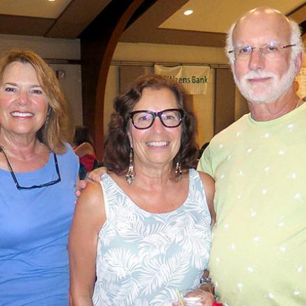 Clare MacDonald, Cynthia Mervis, Michael Mervis