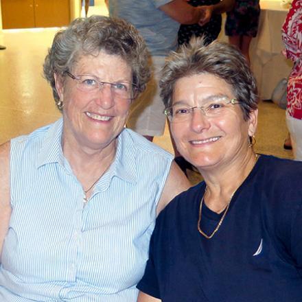 Mary McElhone, Nancy Kaiser