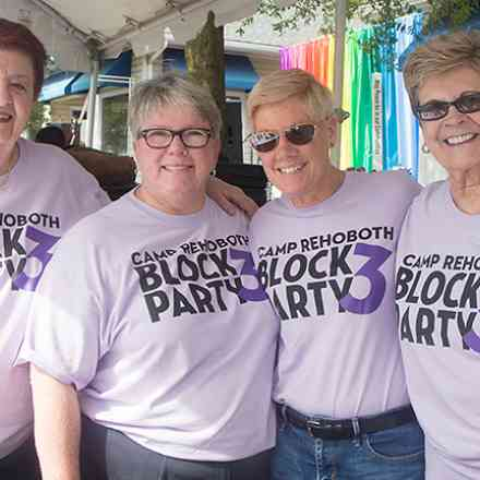 CAMP Rehoboth Block Party 3