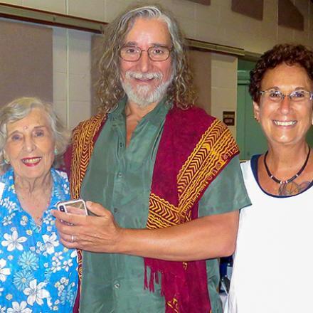 Coca Silveira, Guillermo Silveira, Debra Doricchi