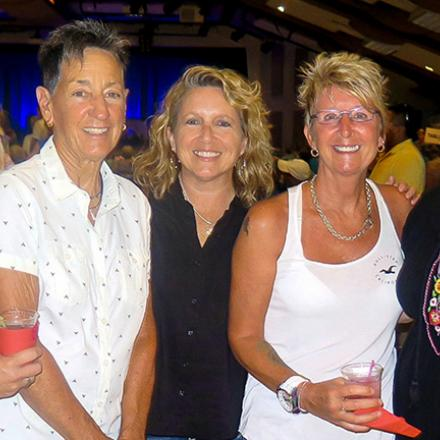 Robin Smith, Diane Scobey, Donna Carr, Lita Weis, Jennifer Rubenstein