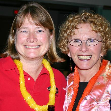 Evelyn Maurmeyer, Joan Glass (2004),