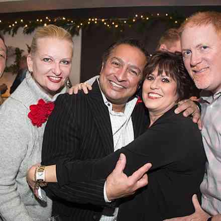 Tony, Marvin & Dan's Party