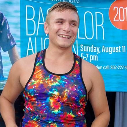 CAMP Rehoboth Bachelor Auction at Aqua