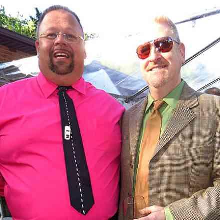 Wedding - Tim Ragan and Randy Haney
