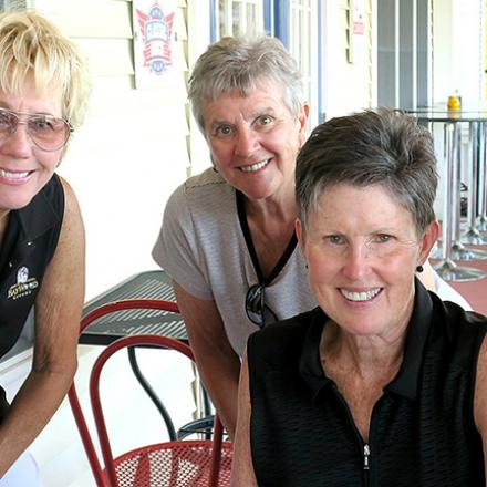 CAMP Rehoboth Women's Golf League
