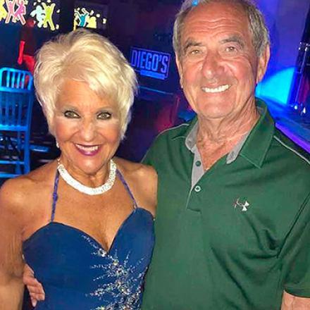Cathy Gorman, Bud Sangio