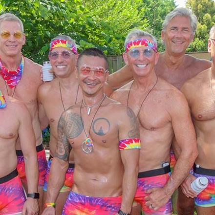 6 Futcher Pool Party