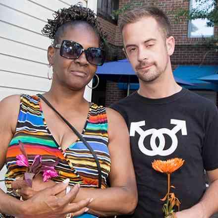 Vigil for Orlando at CAMP Rehoboth