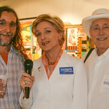 Guillermo Silveira, David Lasher, Larry Pennington 2008)