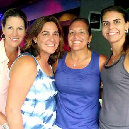 Womens Power Tea at Lula Brazil