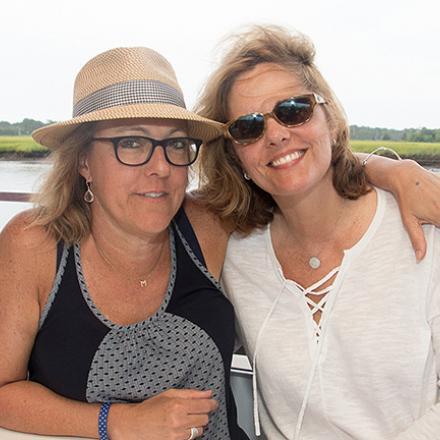Monica & Emilie's Cruise