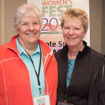 CAMP Rehoboth Womens FEST Keynote and Expo at Atlantic Sands