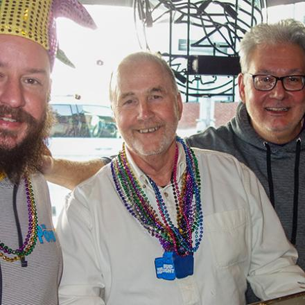 Rehoboth Beach 2020 Gumbo Crawl - Davey Keich, Al Snyder, Pete Borsari