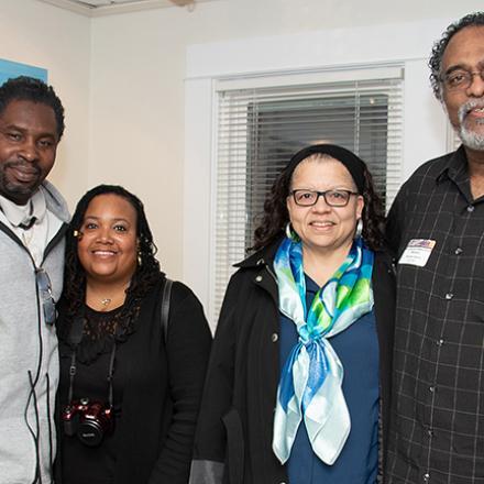 Delaware Black History Presentation at CAMP Rehoboth