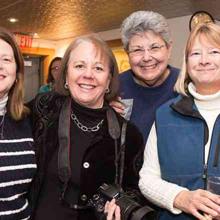 Reception for the CAMP Rehoboth Exhibit at the Rehoboth Beach Museum