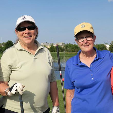 CAMP Rehoboth Golf League
