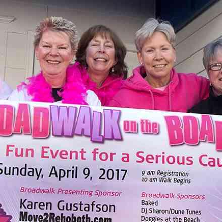 Women's FEST Broadwalk on the Boardwalk