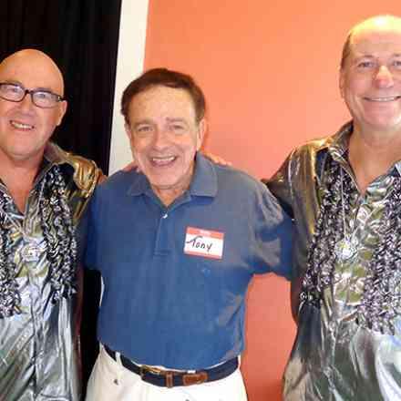 Bob, Max, Rick and Steve: T-Dance