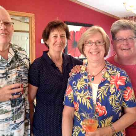 Jackie and Mary's 10th Anniversary Party