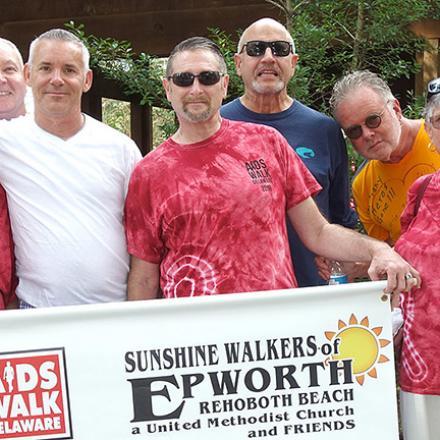 Rehoboth AIDS Walk 2018
