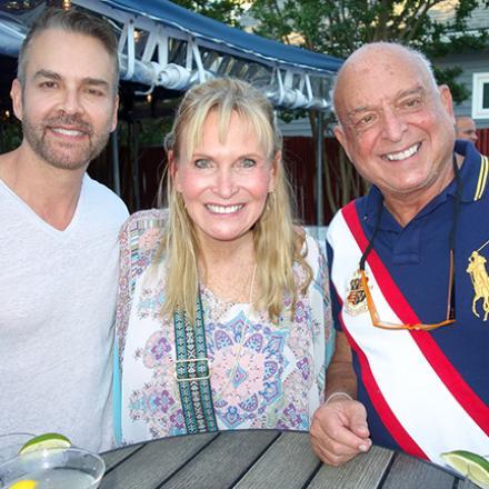 Brook Rose, Diane Rose, Richard Rose
