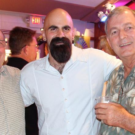Larry Hooker, Sal Seeley, John Furbush (2009)