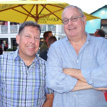 Phil Cox, Rich Barnett