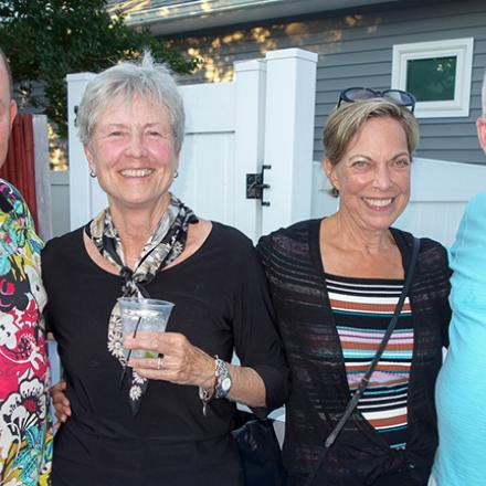 John Potthast, Jean McCullough, Lois Andreasen, Jay Chalmers
