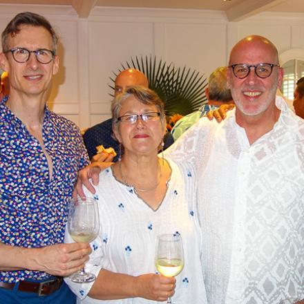 John Bender, Brian Muldoon, Marie Schneggen, Colin Hood, Sean McLeod