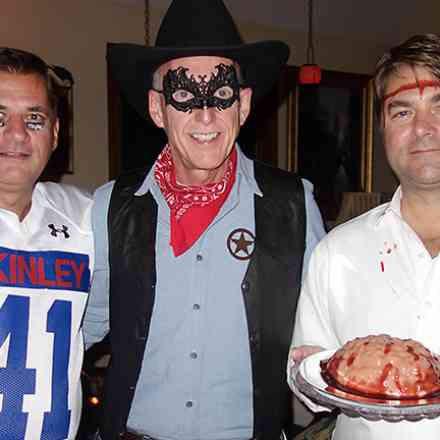 Steve and John's Halloween Party