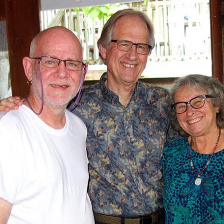 Tim McNitt, Keith Fitzgerald, Marilyn Spitz