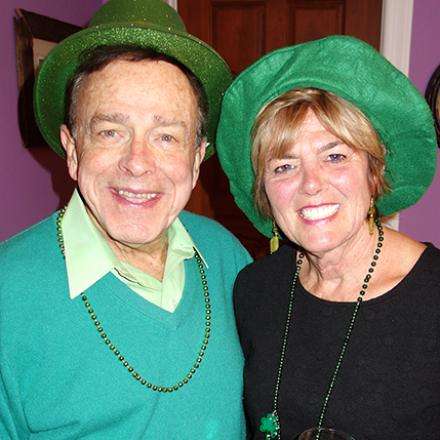 George and Jack's St. Patrick's Day Party