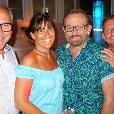 David Herchek, Pam Lynn, Richard Looman, Doug Lynn