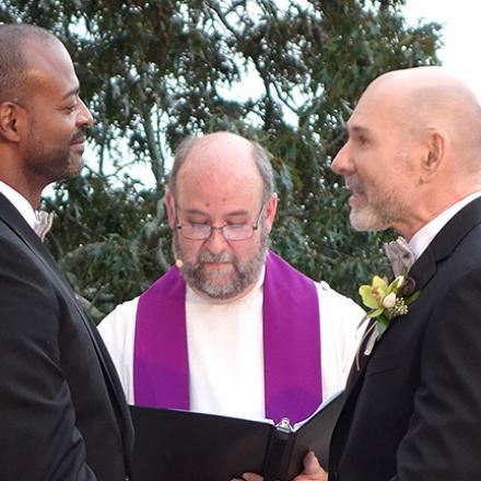 Joe & Larry's Wedding