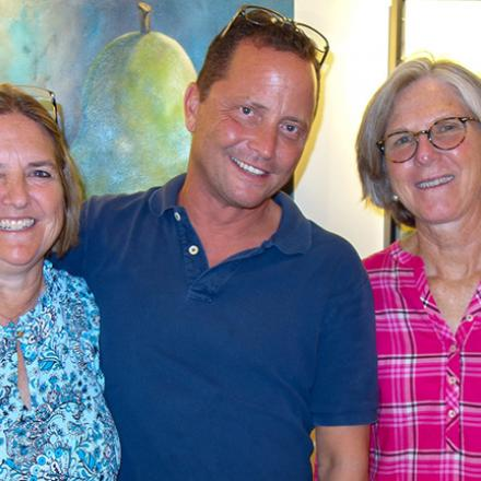 Patti Allen, Paul Weppner, Amy Lyons