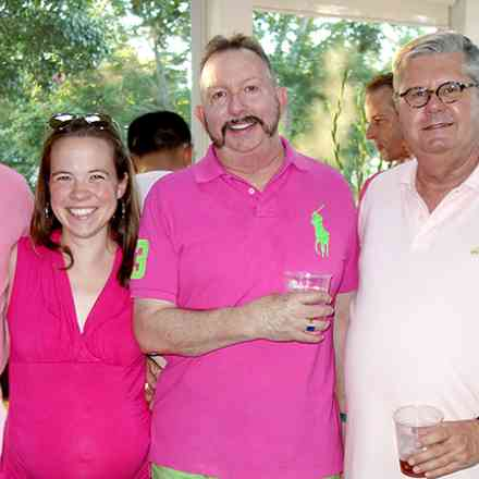Rod Hasties Pink Party