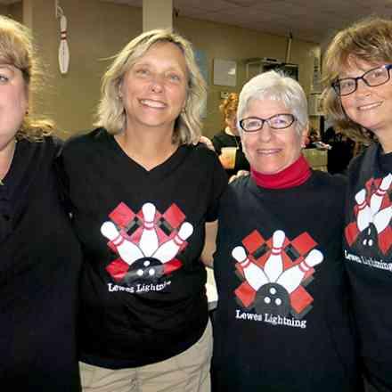 Rainbow Ladies Bowling League