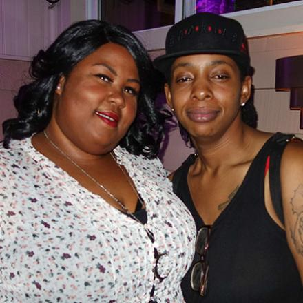 Donnette Love, Tina Mayo