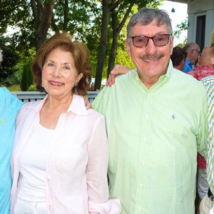 Jonah Gitlitz, Sally Forman, Charlie Browne, Rod Cook
