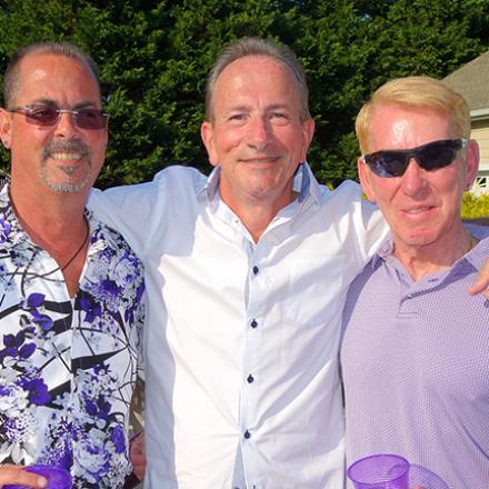 Steven Wade, Scott Kessler, Jimmy Duckett